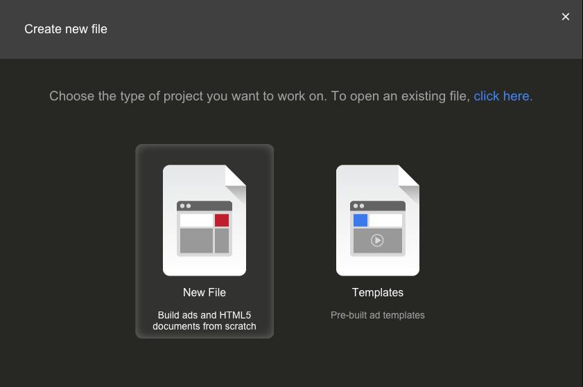Google Web Designer Delta Docs